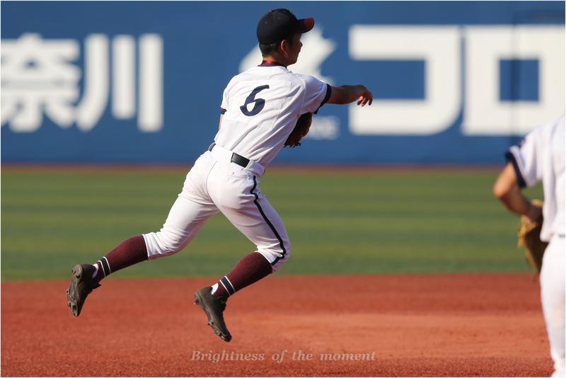 桐光学園VS横浜_e0200922_0451196.jpg