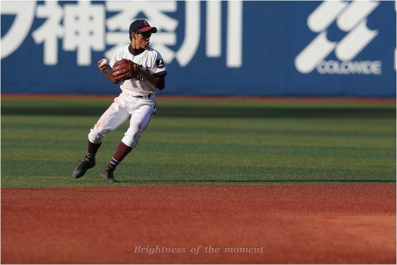 桐光学園VS横浜_e0200922_0451764.jpg