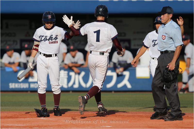 桐光学園VS横浜_e0200922_0463519.jpg