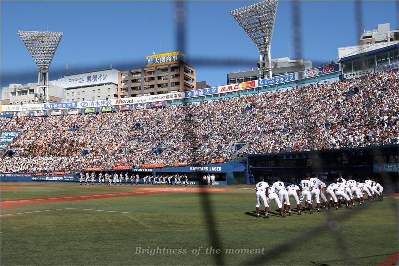 桐光学園VS横浜_e0200922_1164288.jpg