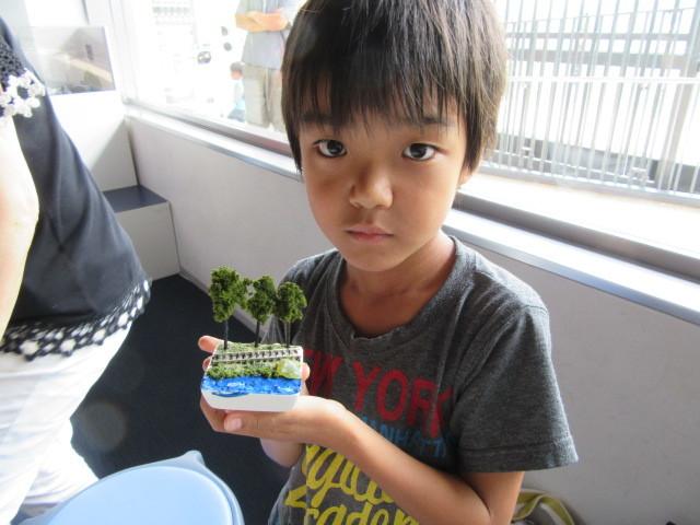 7月29日 京都水族館盆ラマワークショップより_f0227828_20484068.jpg
