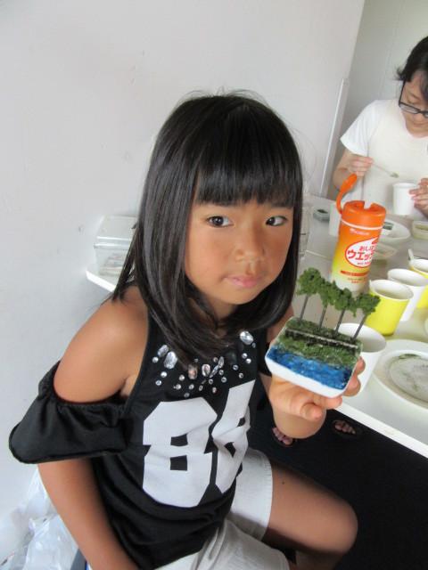 7月29日 京都水族館盆ラマワークショップより_f0227828_20484697.jpg