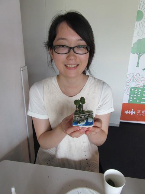 7月29日 京都水族館盆ラマワークショップより_f0227828_20485225.jpg