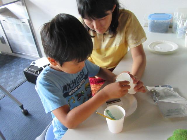 7月29日 京都水族館盆ラマワークショップより_f0227828_20490629.jpg