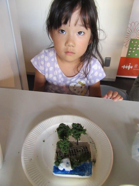 7月29日 京都水族館盆ラマワークショップより_f0227828_20491110.jpg
