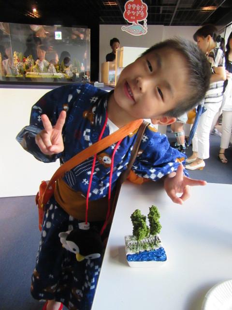 7月29日 京都水族館盆ラマワークショップより_f0227828_20500011.jpg