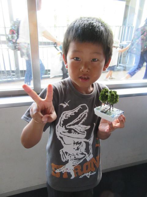 7月29日 京都水族館盆ラマワークショップより_f0227828_20500864.jpg