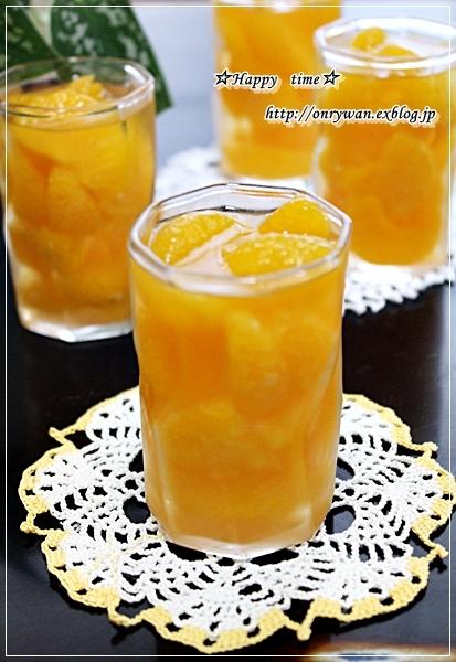 蓮根つくねの挟み焼き弁当とみかんゼリーとスイカペペ♪_f0348032_18062983.jpg