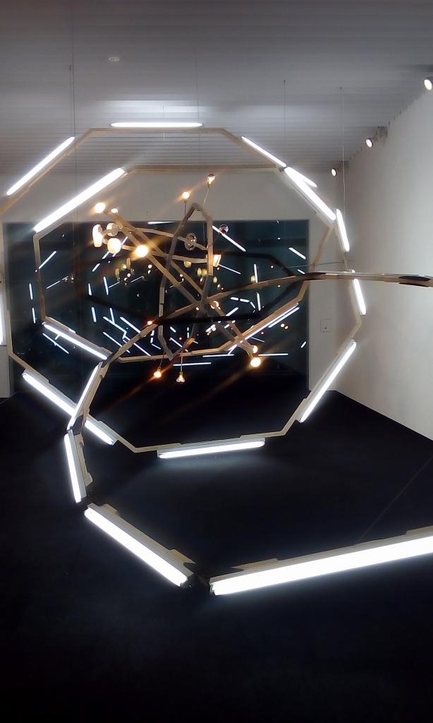 森美術館  宇宙と芸術展_f0050534_11474286.jpg