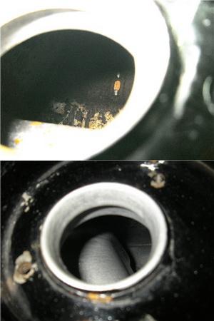 TDM850 タンクのコーティングから塗装へ_e0218639_113137.jpg