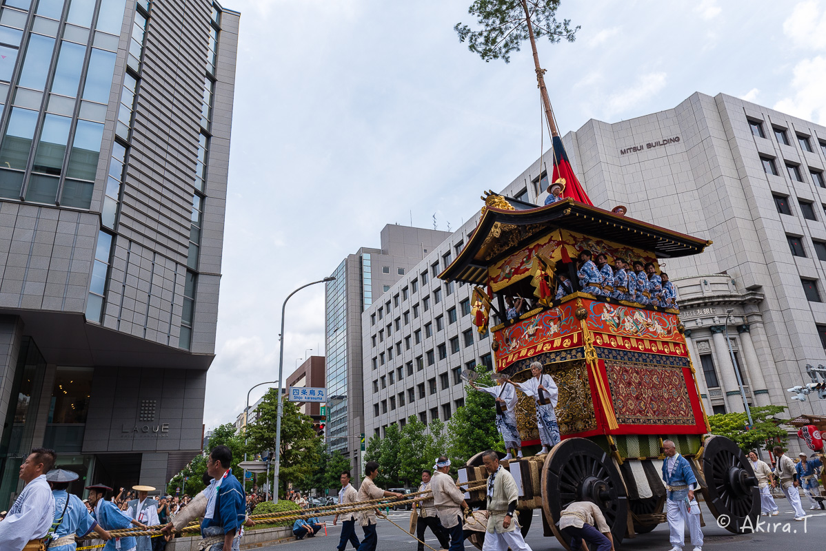 祇園祭2016 後祭・山鉾巡行 〜後編〜_f0152550_17581167.jpg