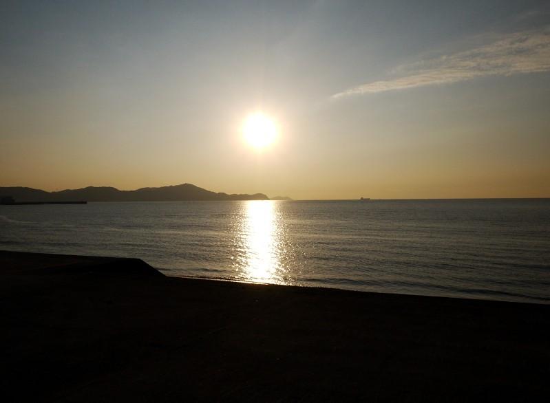 和歌浦湾の夕景_b0093754_2362045.jpg