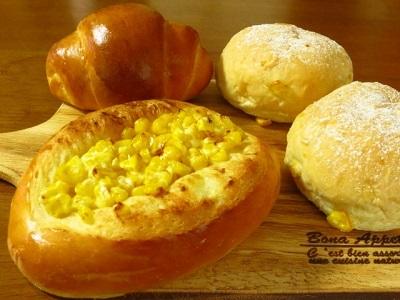 今度はマヨコーンパン作りました♪ 土用の丑の日♪_f0231189_15230462.jpg