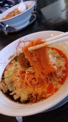 南陽市宮内「麺屋 葵」で冷やし坦々麺を食す!_f0168392_23111685.jpg