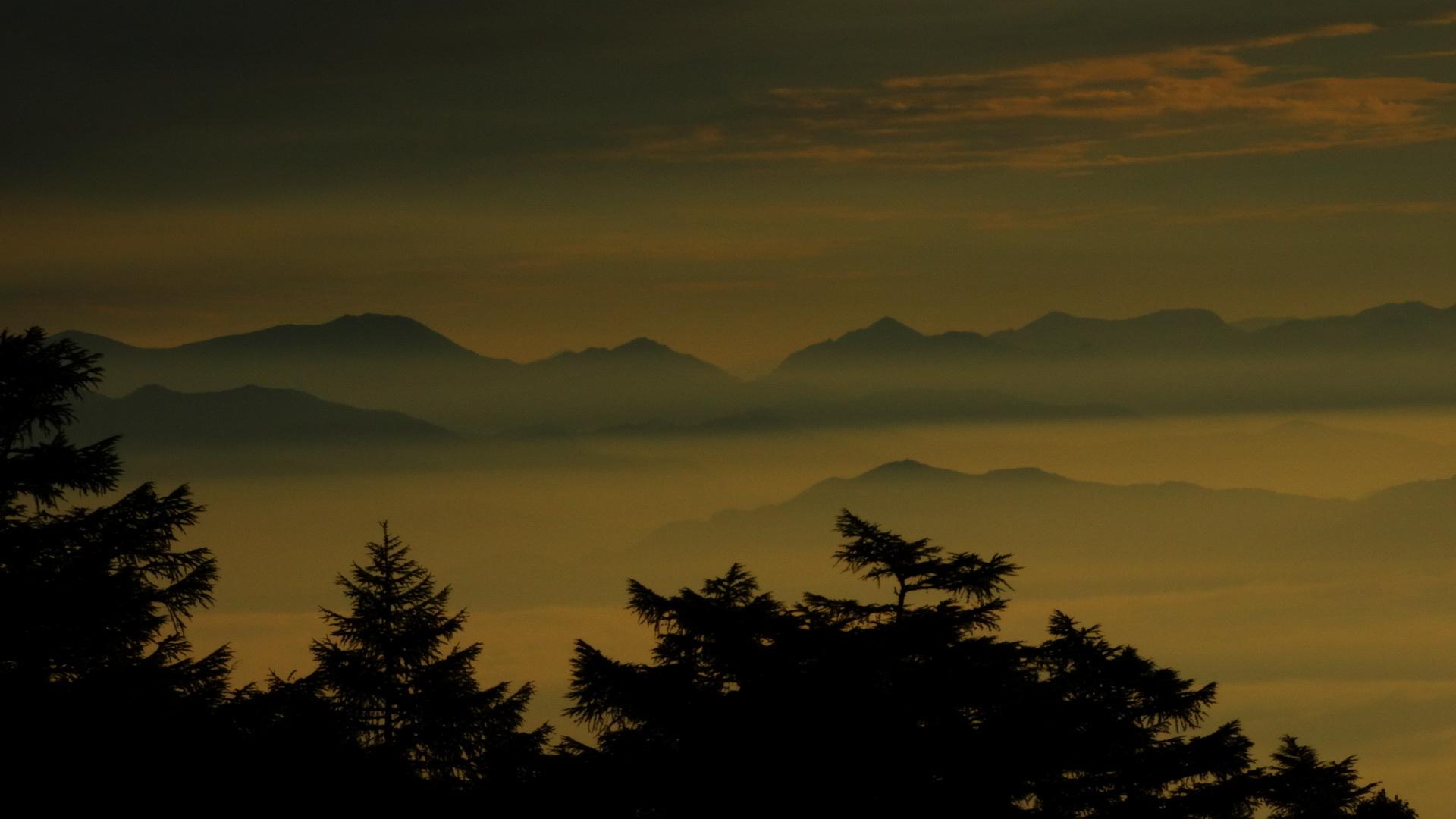 雲海の朝_e0120896_07224207.jpg