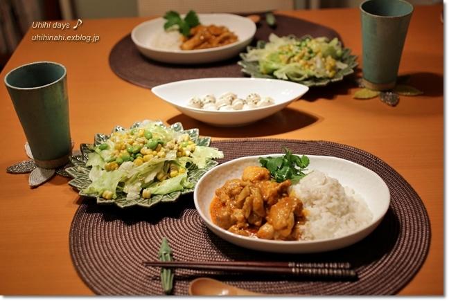 マレーシアのカレー Rendang_f0179404_22155371.jpg