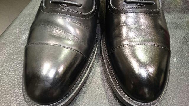 靴の雰囲気を左右する!_b0226322_18415334.jpg