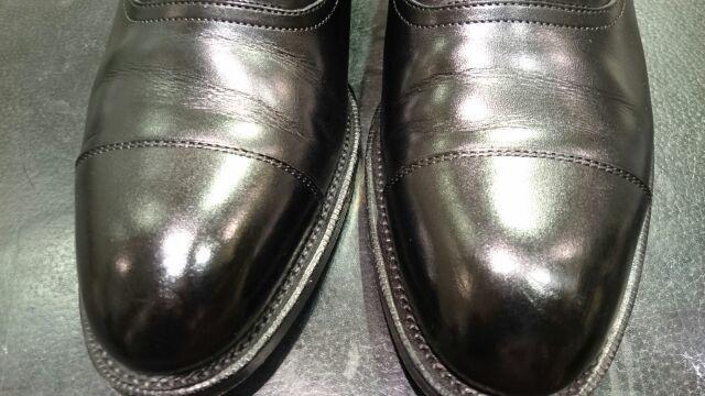 靴の雰囲気を左右する!_b0226322_18440464.jpg