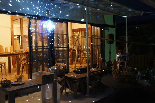 ~竹細工と流し素麺の夕べ~開催しました♪_b0213031_0162446.jpg