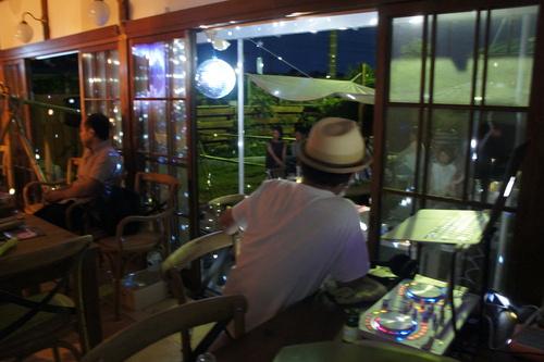~竹細工と流し素麺の夕べ~開催しました♪_b0213031_019373.jpg