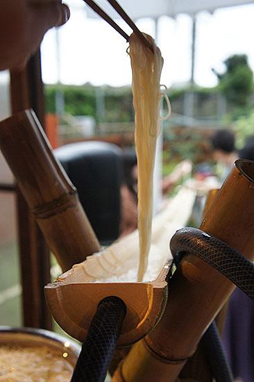 ~竹細工と流し素麺の夕べ~開催しました♪_b0213031_0464866.jpg