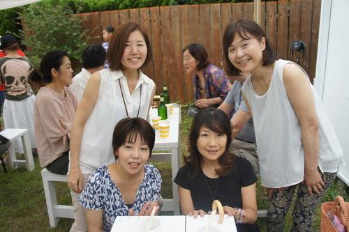 ~竹細工と流し素麺の夕べ~開催しました♪_b0213031_082440.jpg