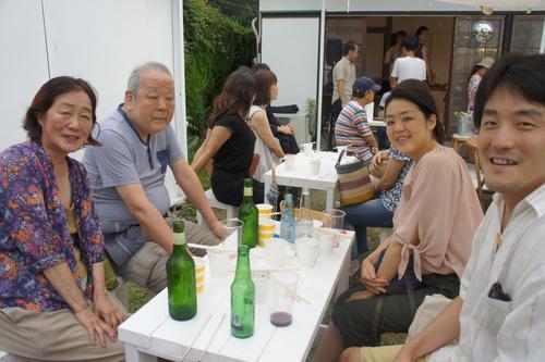 ~竹細工と流し素麺の夕べ~開催しました♪_b0213031_094216.jpg
