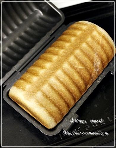 焼き鮭弁当といつものラウンドパン♪_f0348032_19122945.jpg