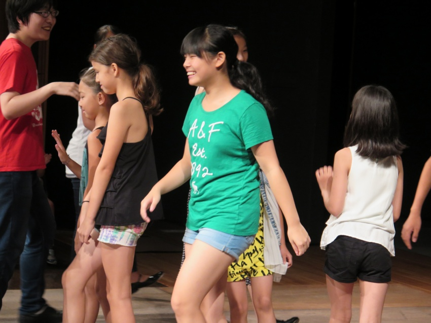 """""""TAP +fantastic"""" タップダンスワークショッププログラム@目黒パーシモンホール レポート!_f0137346_0195593.jpg"""
