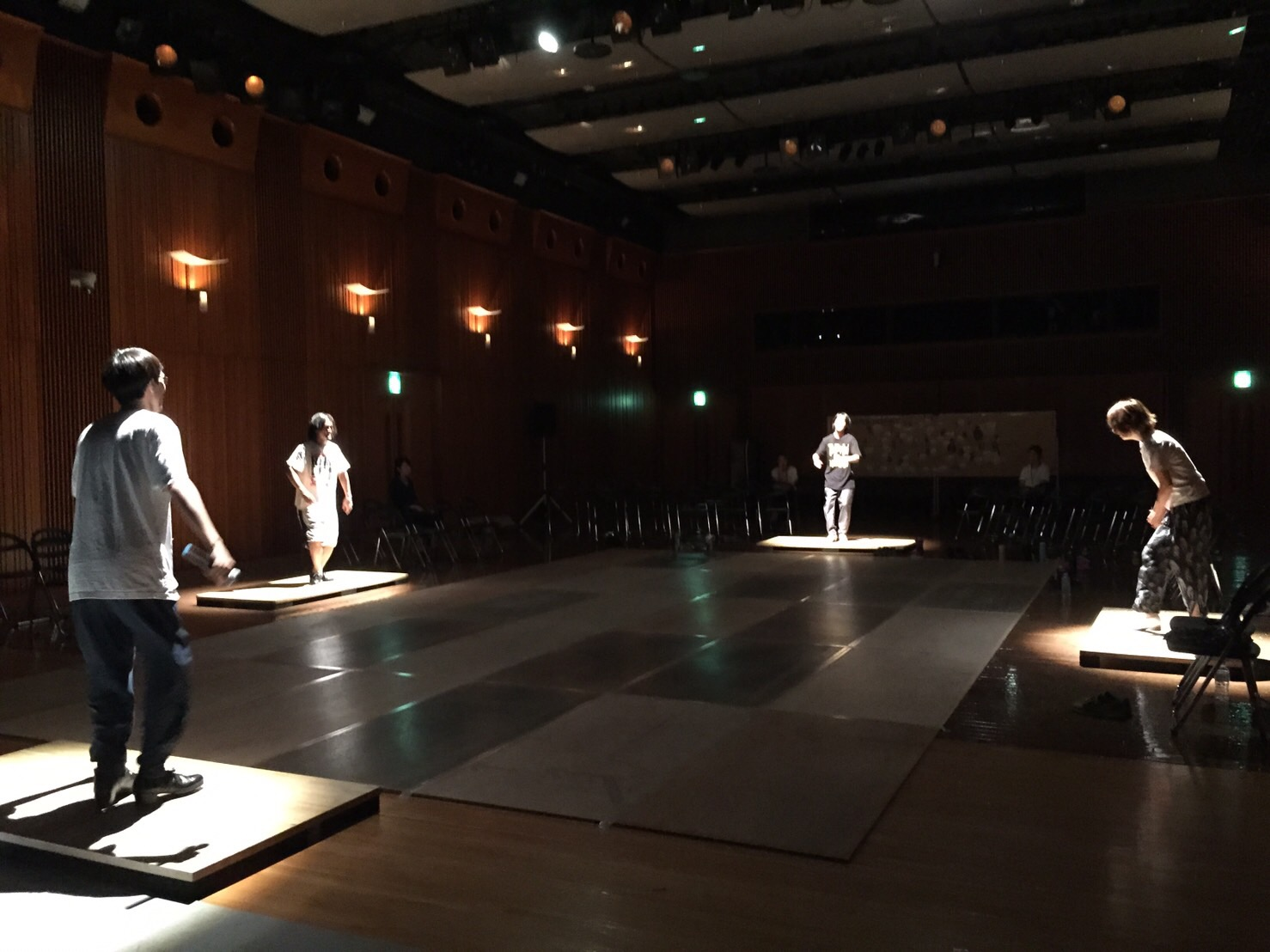 """""""TAP +fantastic"""" タップダンスワークショッププログラム@目黒パーシモンホール レポート!_f0137346_0312286.jpg"""