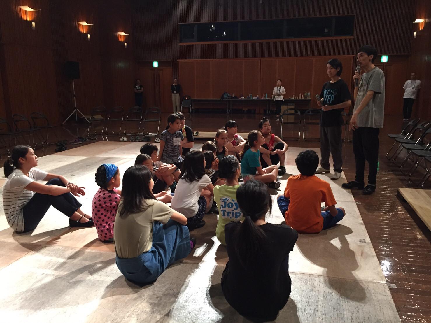 """""""TAP +fantastic"""" タップダンスワークショッププログラム@目黒パーシモンホール レポート!_f0137346_0313837.jpg"""