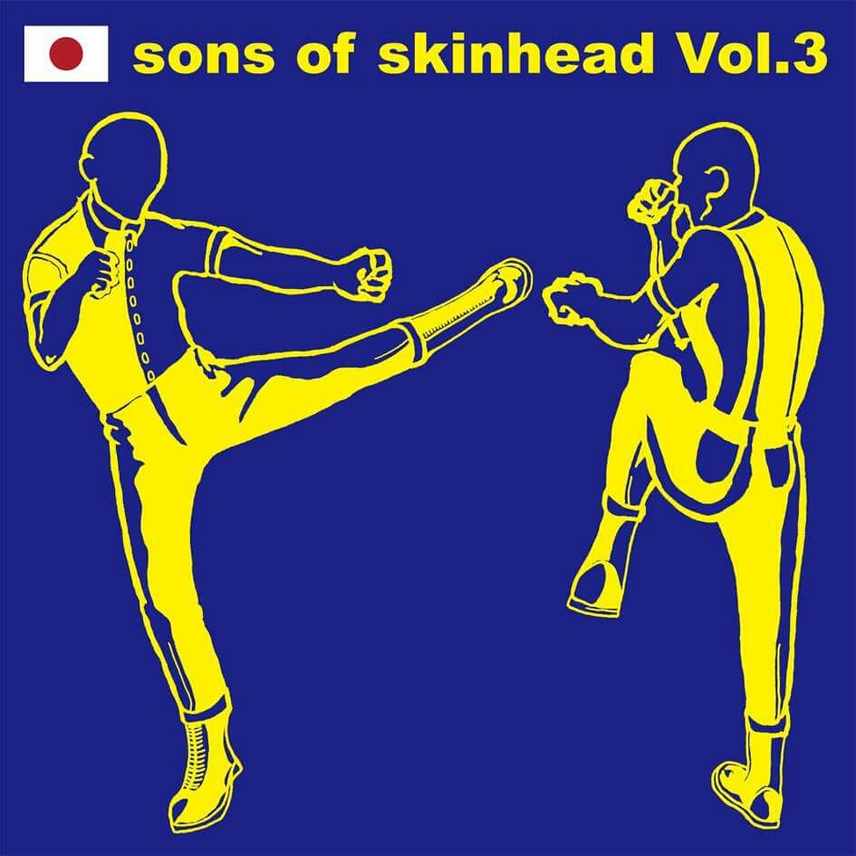 【本日】8/19(金)発売‼ ゛Sans゛ Of Skinhead vol.3 PV【解禁‼】_c0308247_10142081.jpg