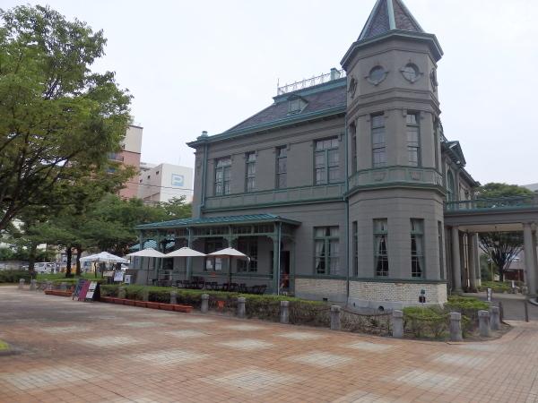 福岡市内にある古き良き時代の隠れたレストラン_f0337554_17544195.jpg