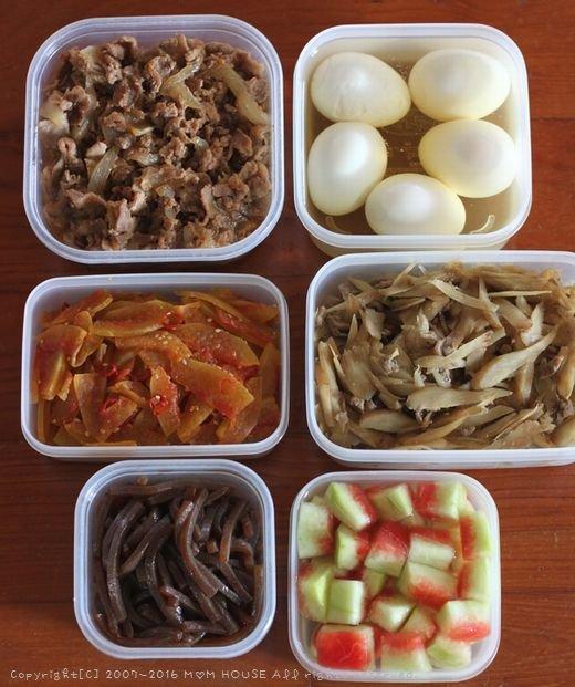 月曜鮭弁と作りおき ✿ チキンのアドボ♪_c0139375_10324933.jpg