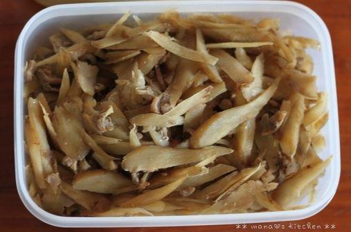 月曜鮭弁と作りおき ✿ チキンのアドボ♪_c0139375_10375164.jpg