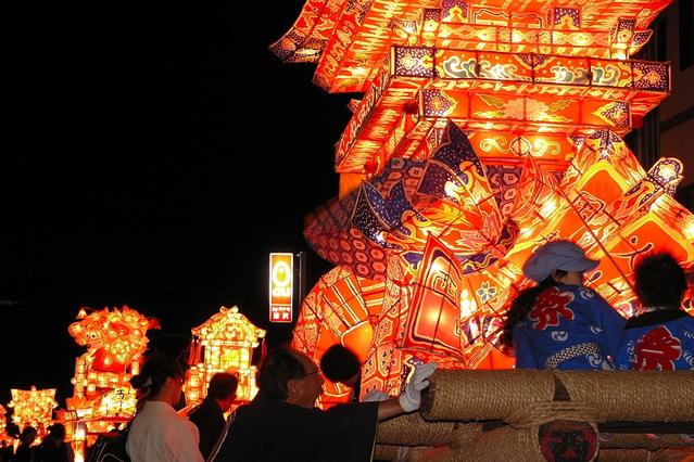 夜高祭_c0196076_6244490.jpg