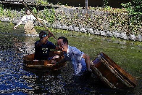 30回、記念の年の「田宿川たらい流し川祭り」_f0141310_737558.jpg