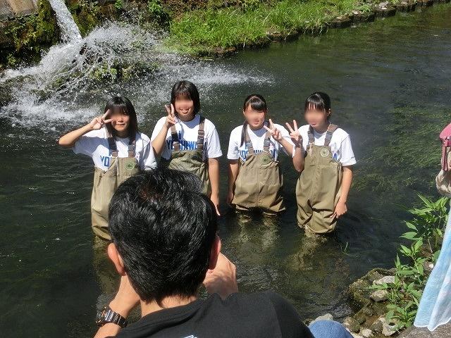 30回、記念の年の「田宿川たらい流し川祭り」_f0141310_7391491.jpg