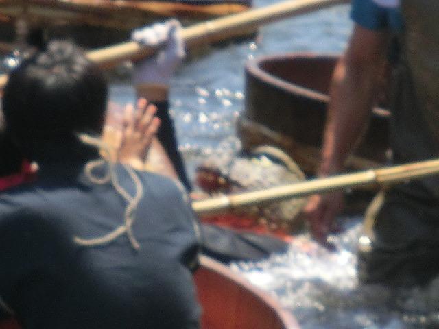 30回、記念の年の「田宿川たらい流し川祭り」_f0141310_741282.jpg
