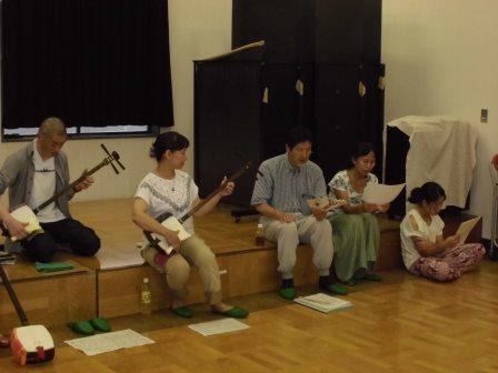 宮島踊り練習会_f0229523_15314169.jpg