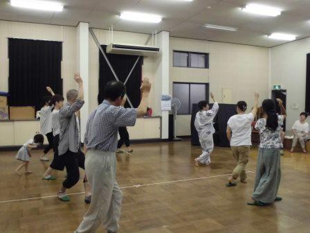 宮島踊り練習会_f0229523_1532136.jpg