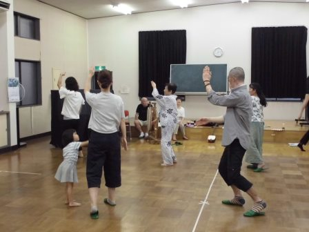 宮島踊り練習会_f0229523_15345624.jpg