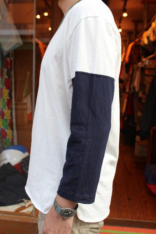 "Jackman 秋物第1段 \""Beimen Baseball T-Shirts\"" ご紹介_f0191324_933535.jpg"
