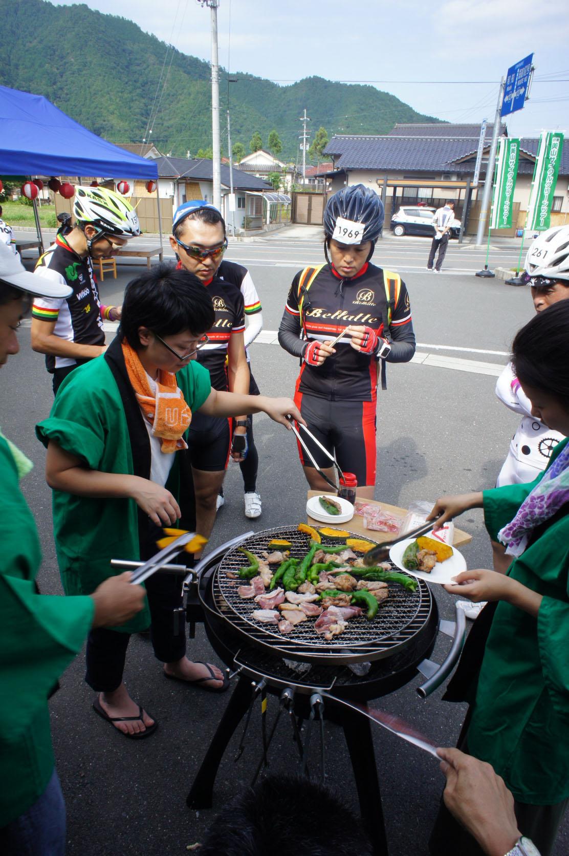 京都美山サイクルグリーンツアーみなさんと行ってきました!_d0182937_12215263.jpg