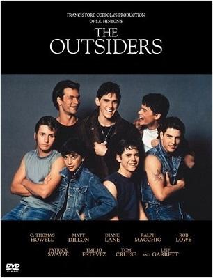 アウトサイダー The Outsiders : 映画!That' s Entertainment