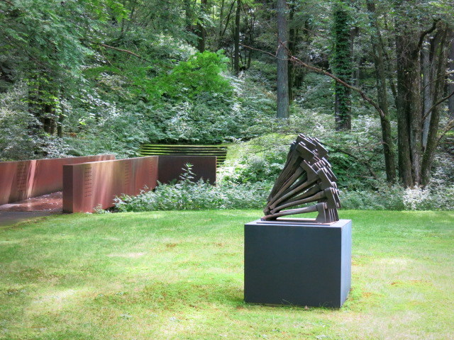 町民美術館の日*「セゾン現代美術館」で森林浴♪_f0236260_1273819.jpg