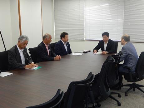 2016.7.29 いわき市長からの要望_a0255967_1629416.jpg