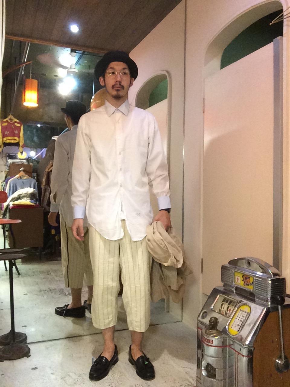 幅が広がるセットアップ!(大阪アメ村店)_c0078587_22373723.jpg