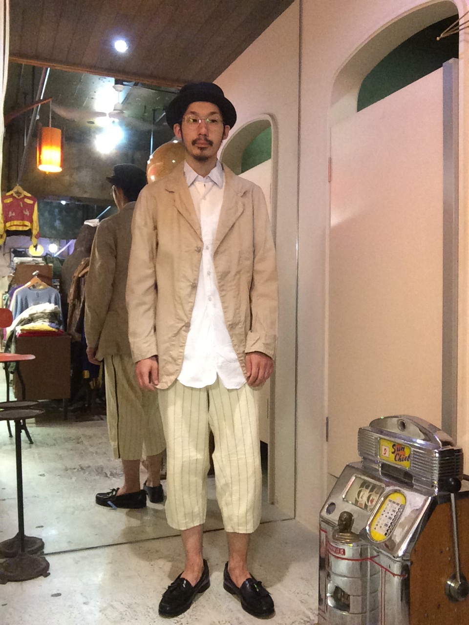 幅が広がるセットアップ!(大阪アメ村店)_c0078587_22384431.jpg