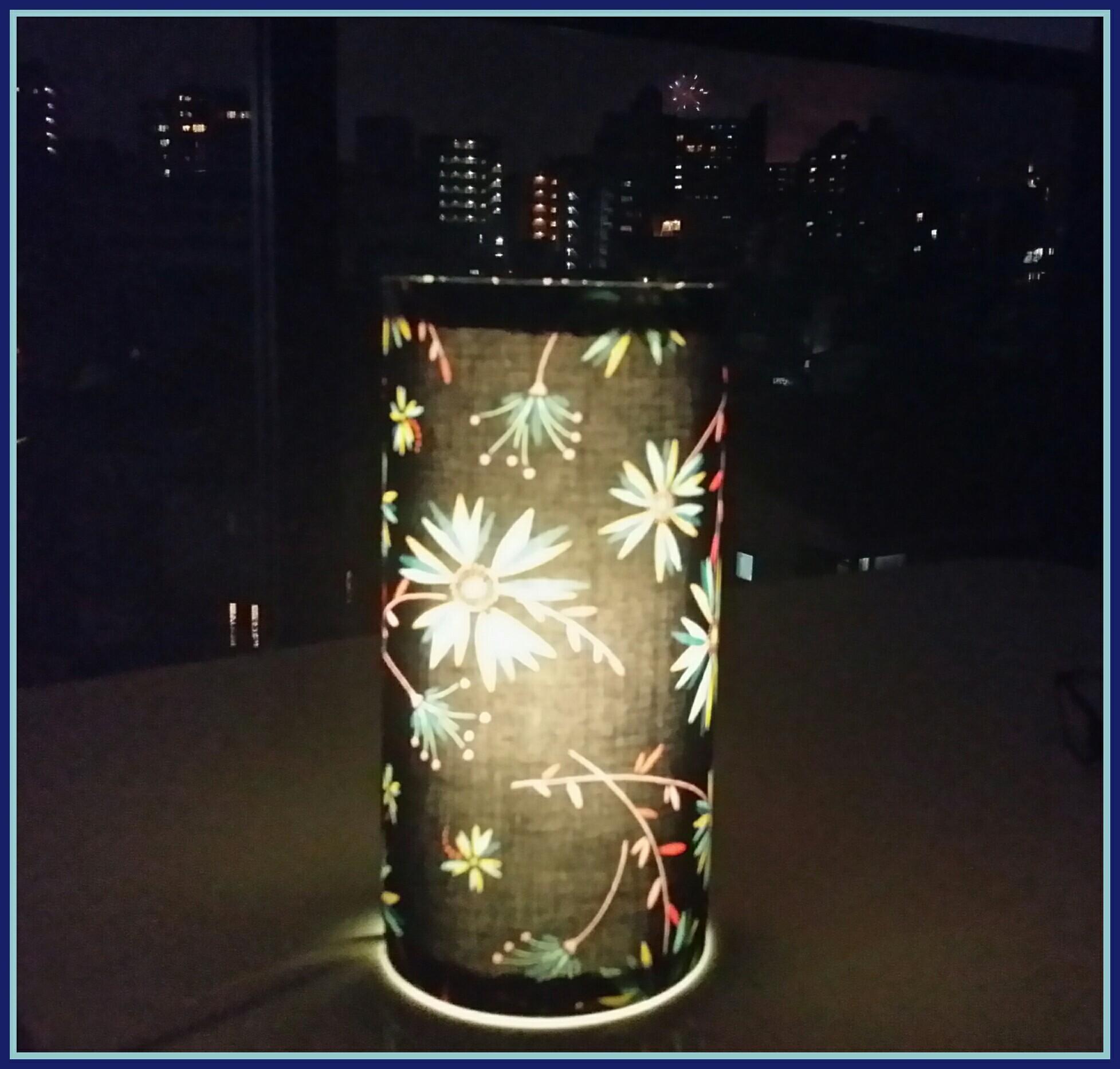 夏の夜のランプシェード_b0300188_01065619.jpg